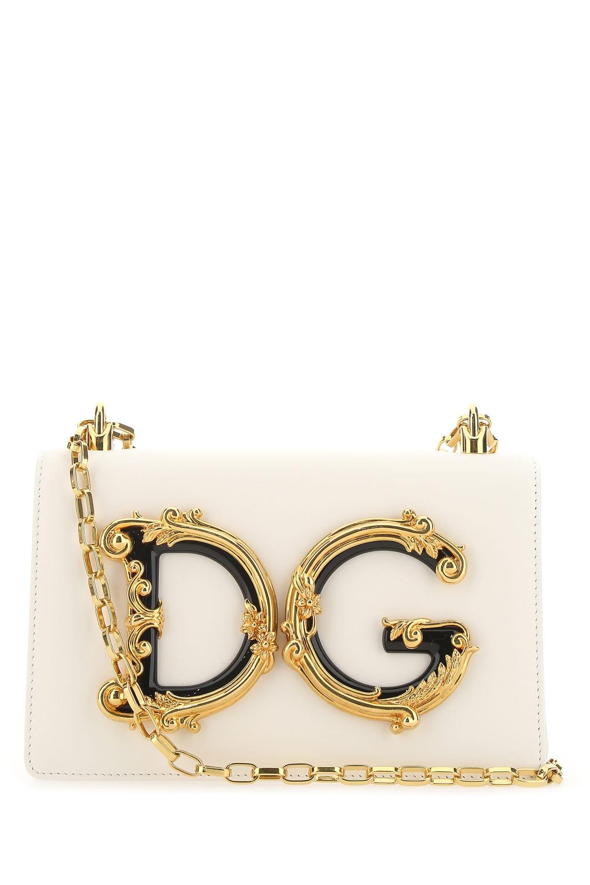 Dolce & Gabbana Leathers BORSA-TU