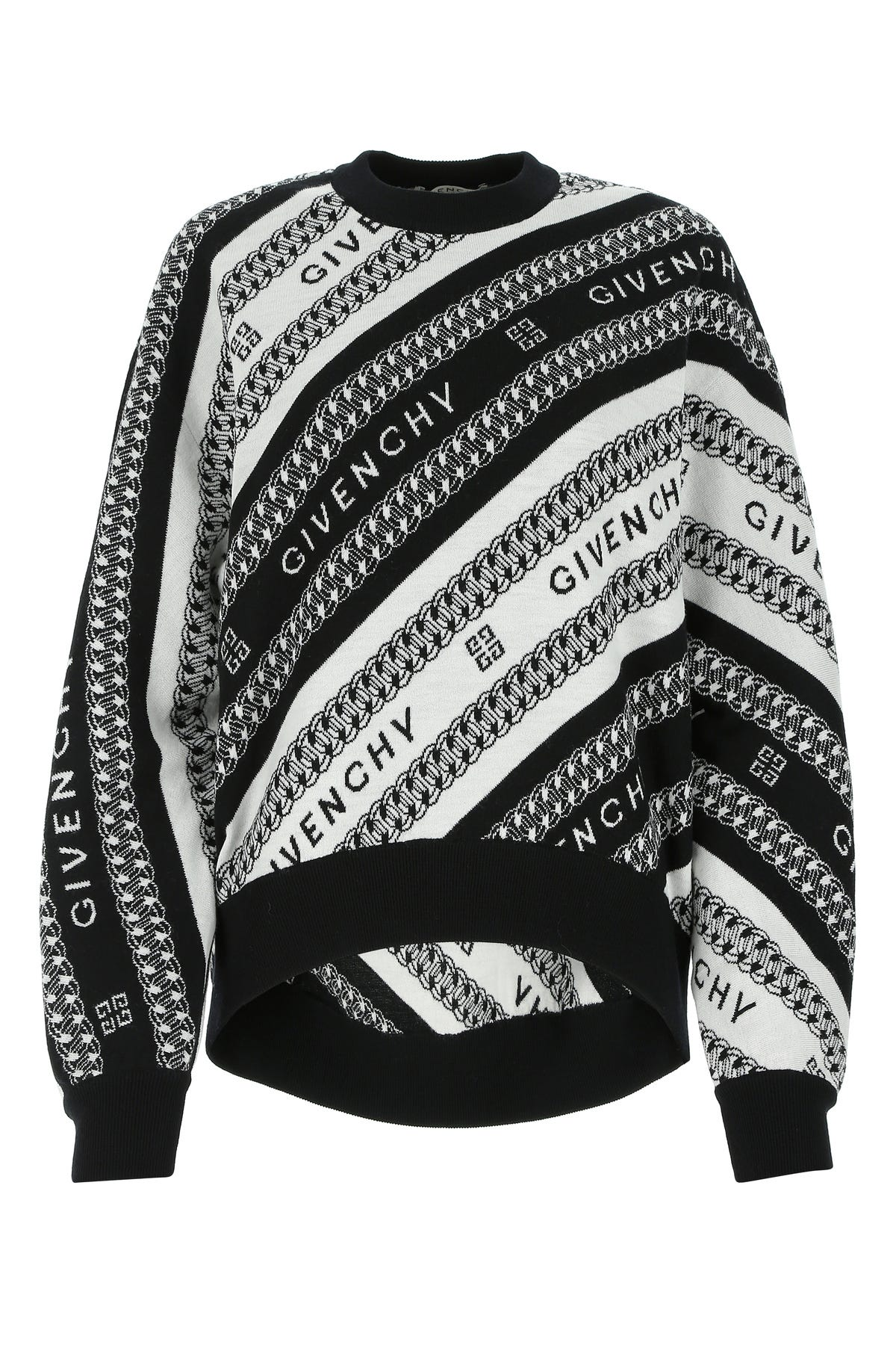 Givenchy Sweater In Black