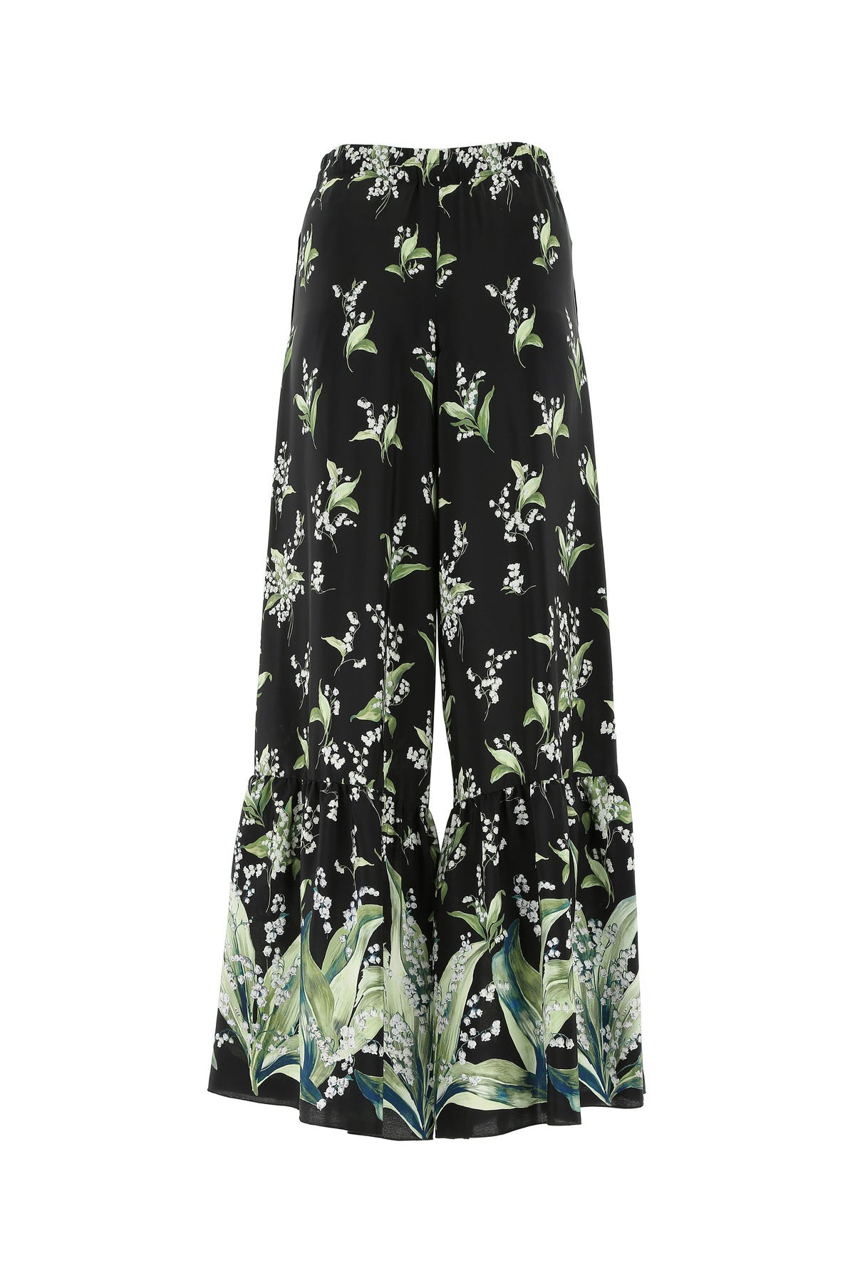 RED VALENTINO Silks PANTALONE-46