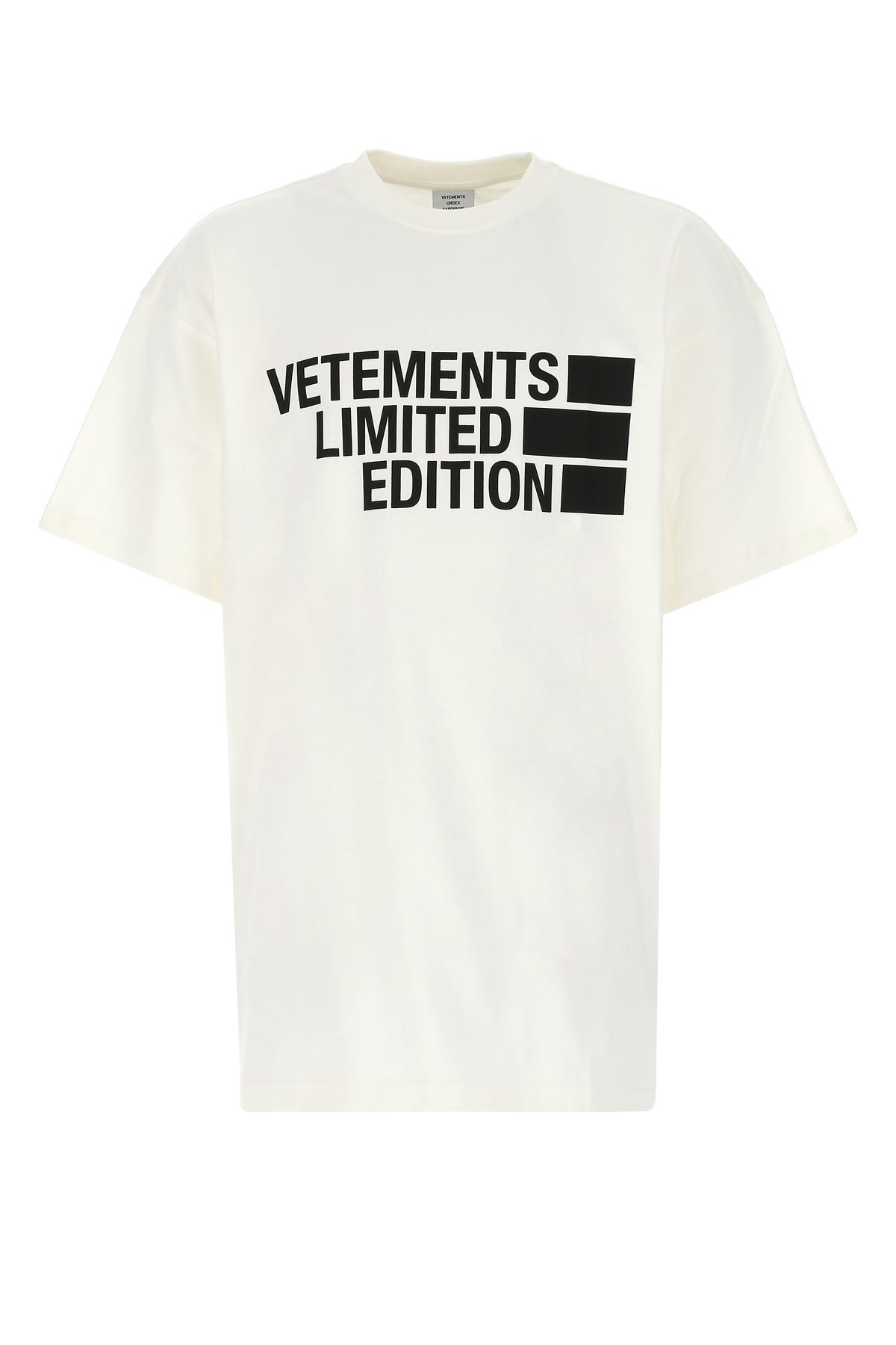 Vetements T-SHIRT-XS