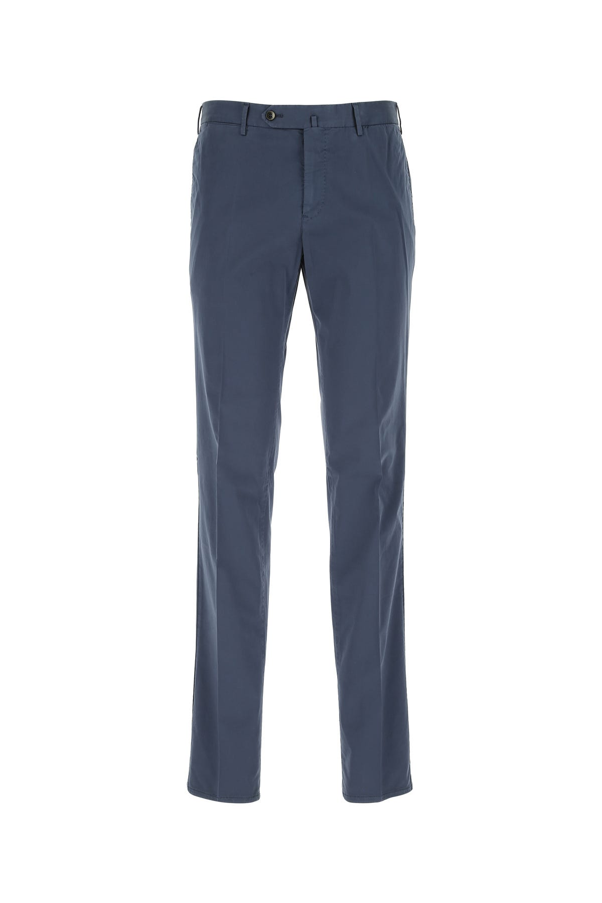 Pt01 Backup Blue Stretch Cotton Chino Pant  Nd Pt01 Uomo 52