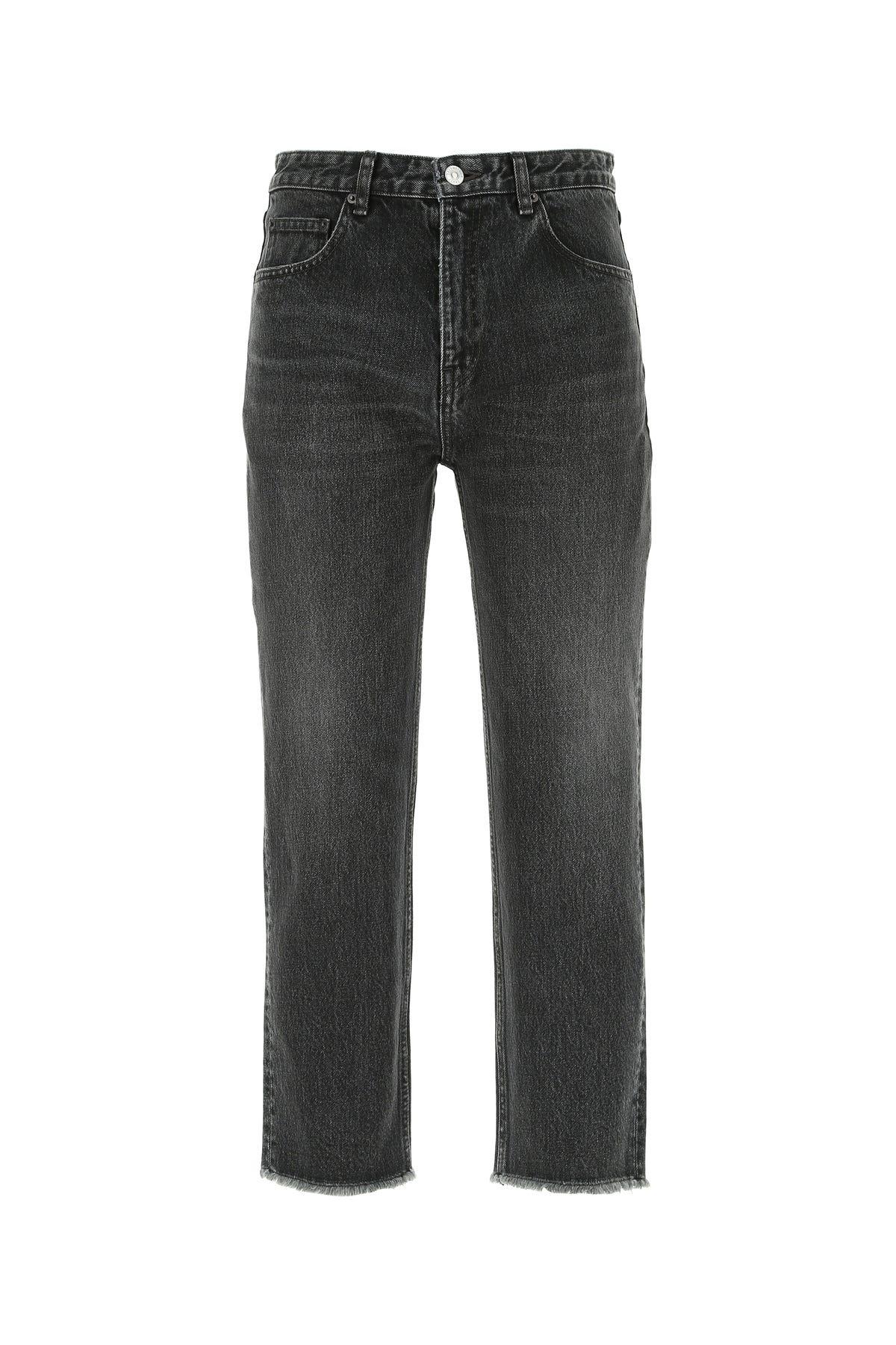 Balenciaga Dark Grey Denim Jeans  Grey  Uomo 33