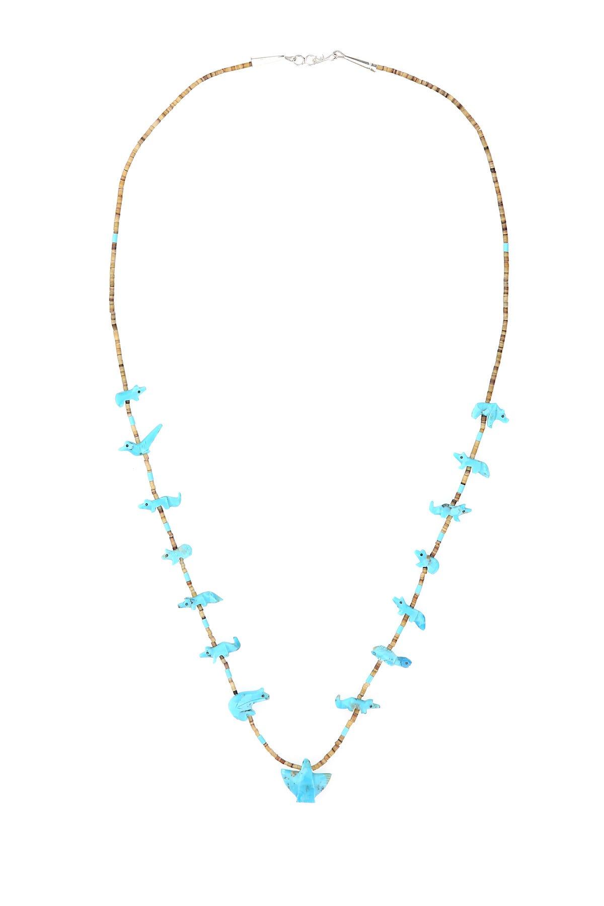 Jessie Western Power Animal Necklace Multicoloured  Donna Tu