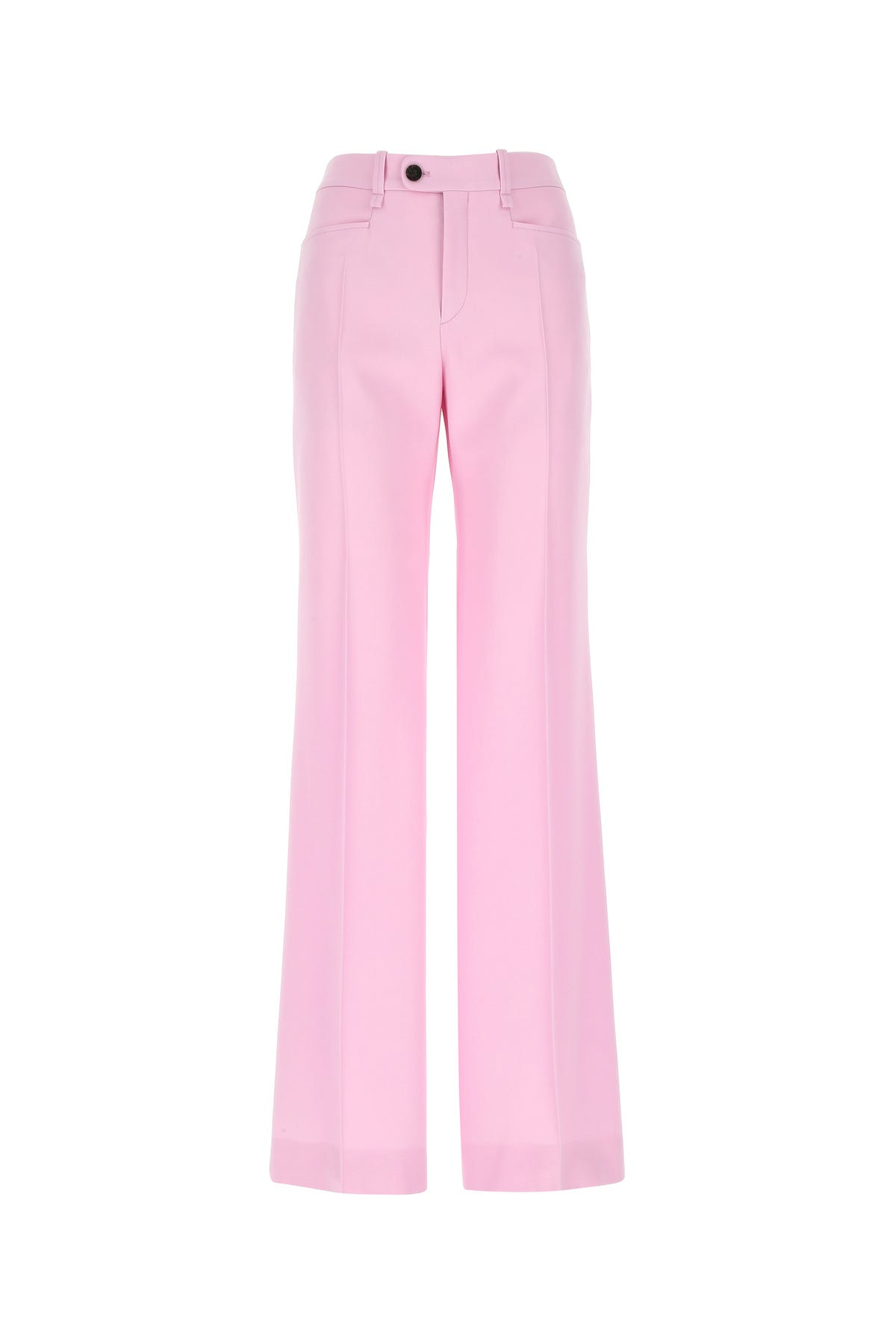 Chloé Caramel Wool Pant  Nd Chloe Donna 38f In Pink