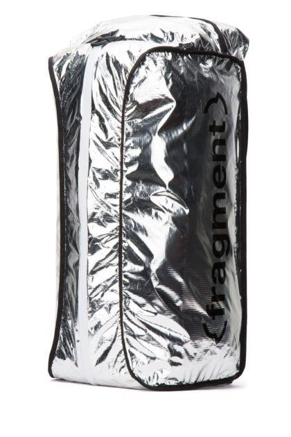 Silver 7 Moncler Fragment Hiroshi Fujiwara reversible travel bag