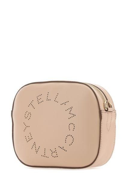 Skin pink alter nappa Stella Logo belt bag