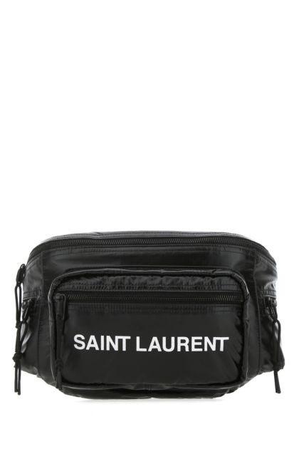 Black polyester Nuxx belt bag