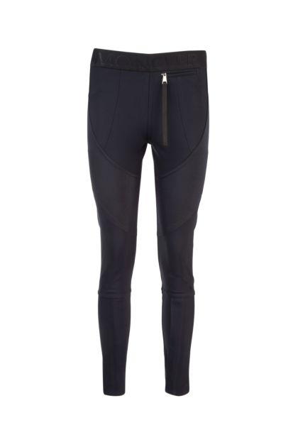 Black 2 Moncler 1952 + Valextra leggings