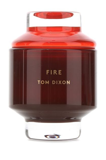 Medium Fire scented candle