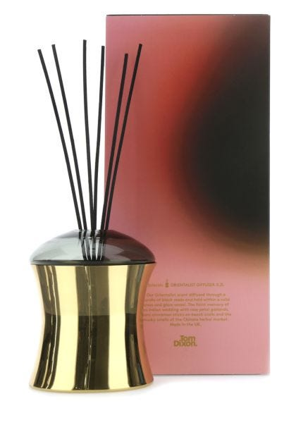 Eclectic Orientalist fragrance diffuser