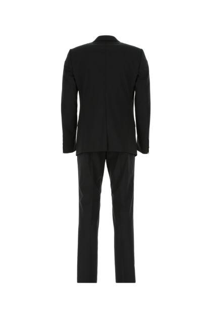 Black light wool Martini suit