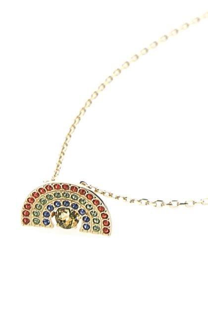 Gold metal Sparkling Dance necklace