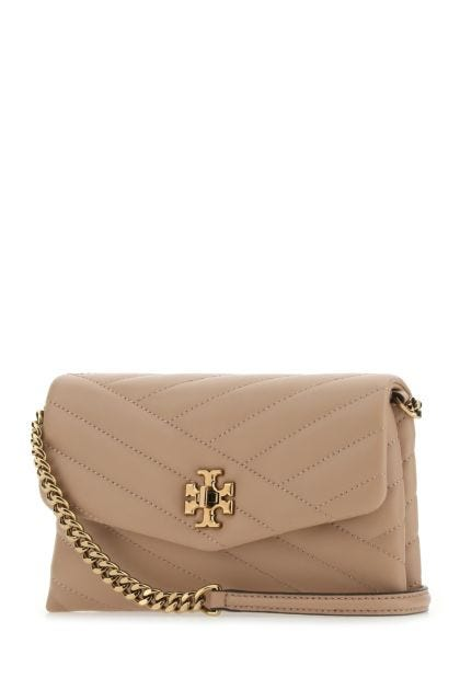 Skin pink nappa leather Kira crossbody bag