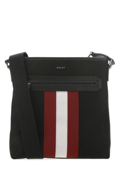 Black fabric Currios crossbody bag