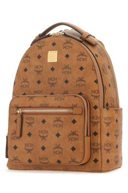 Printed canvas 32 Stark backpack