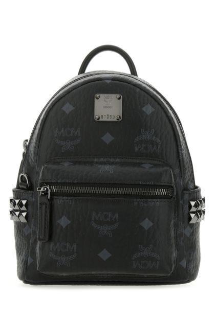 Printed canvas Stark Bebe Boo backpack