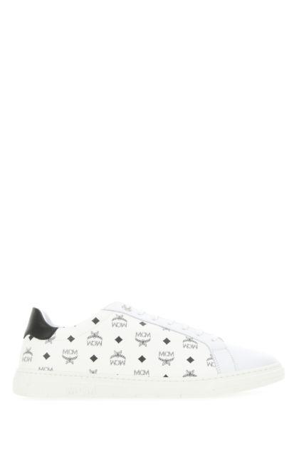 Printed canvas Terrain sneakers