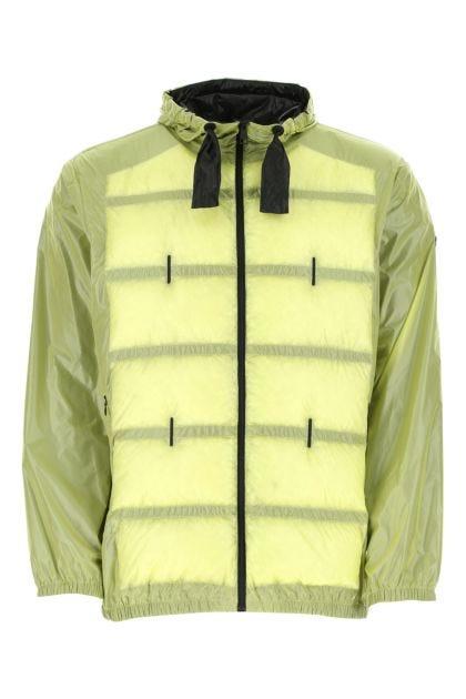 Pastel green 5 Moncler Craig Green down jacket