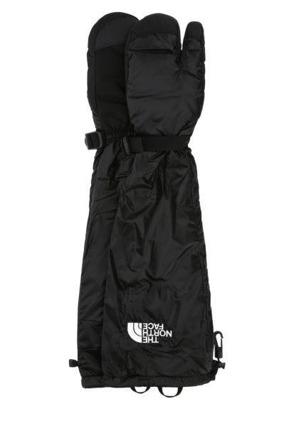 Black nylon Expedition Tabi gloves
