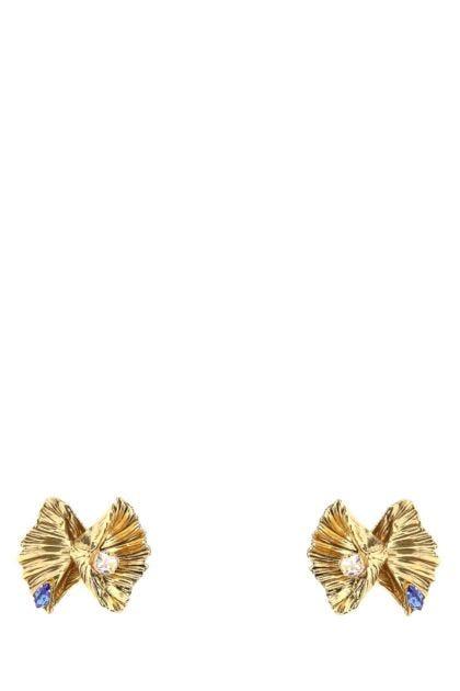 Gold Heritage earrings