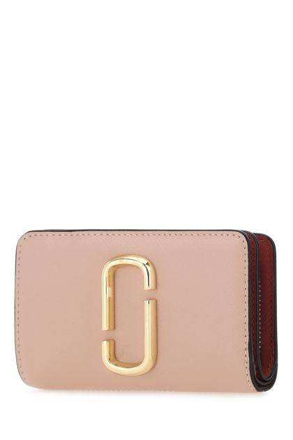 Multicolor leather The Snapshot wallet