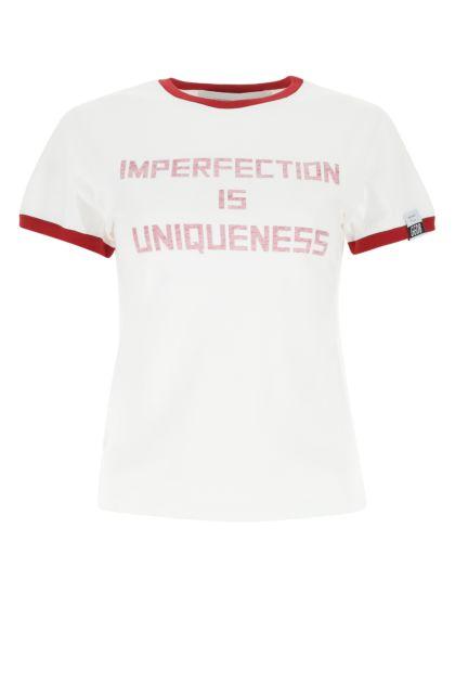 White cotton Ania t-shirt