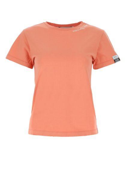 Salmon cotton Ania t-shirt