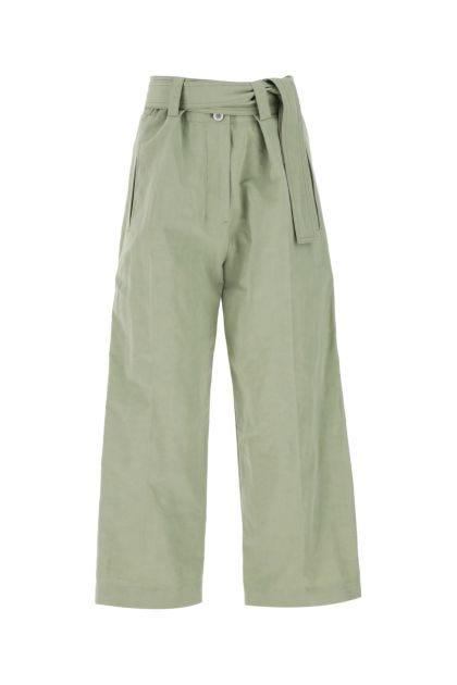 Sage green 2 Moncler 1952 culotte pant