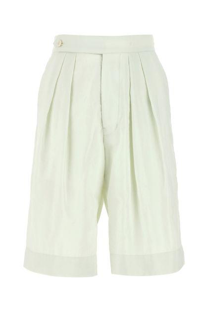 Mint green 2 Moncler 1952 bermuda shorts