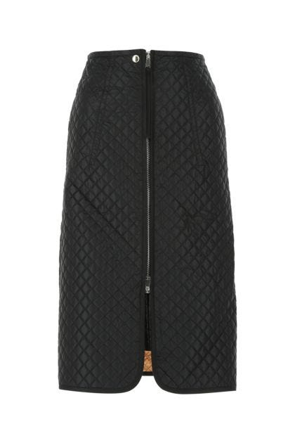 Black 2 Moncler 1952 skirt