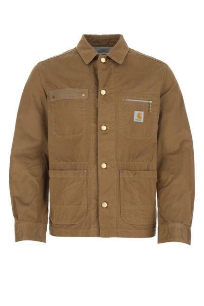 Biscuit cotton jacket