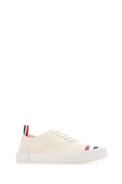 Multicolor canvas Heritage sneakers
