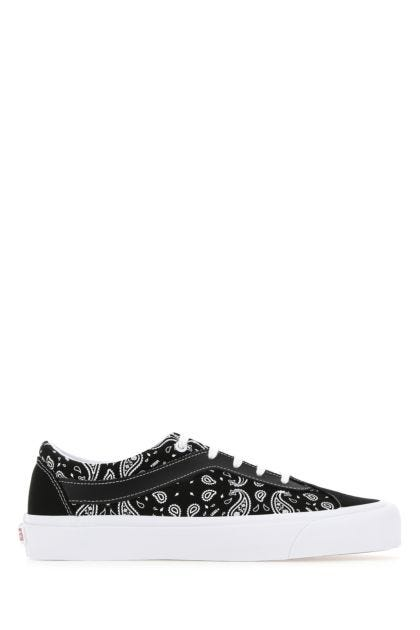 Printed canvas Bold sneakers