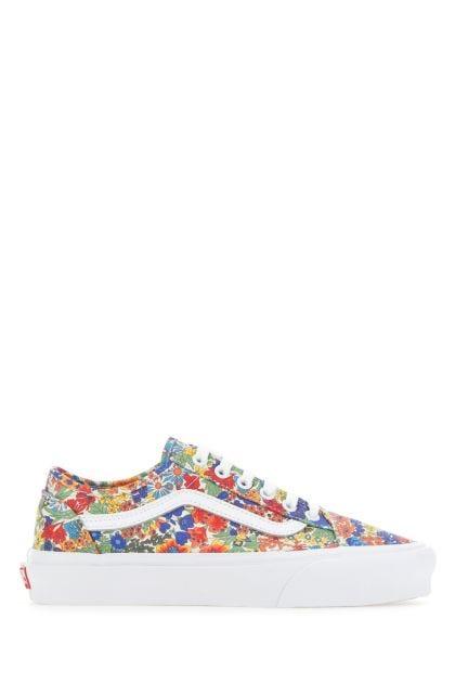 Printed fabric Old Skool sneakers