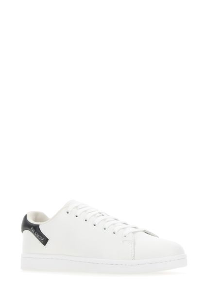 White leather Orion sneakers