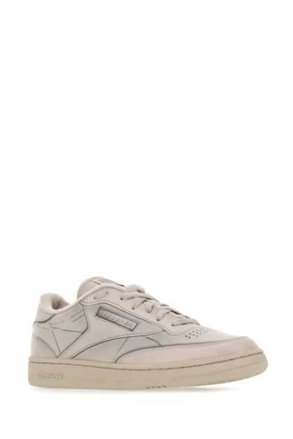 Sand leather Club C sneakers