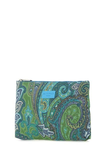 Printed polyester pouch