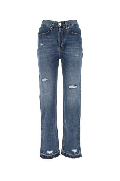Blue denim Edith jeans