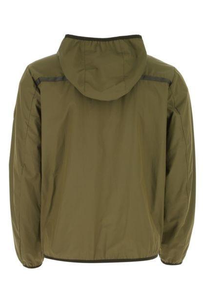 Military green nylon 2 Moncler 1952 jacket