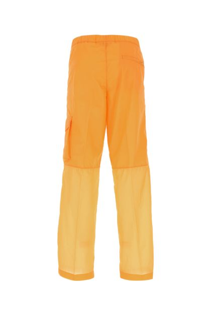 Orange 2 Moncler 1952 joggers