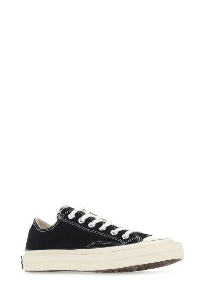 Black canvas Chuck 70 sneakers