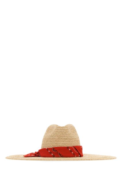 Straw San Antonio hat