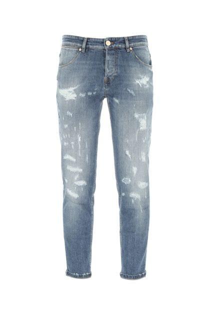 Stretch denim Reggae jeans