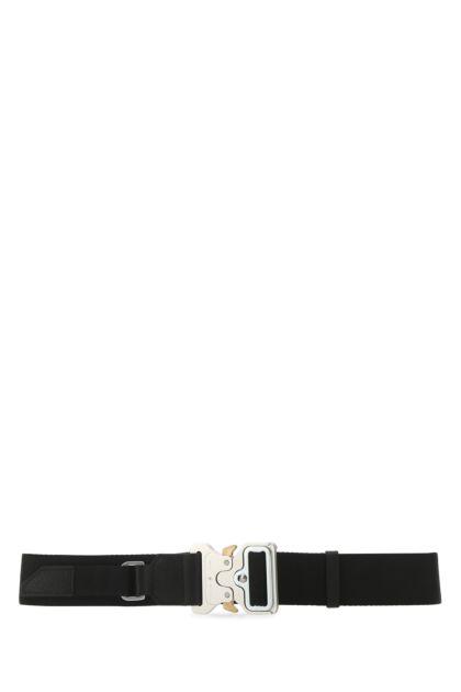 Black fabric RollerCoaster Classic belt