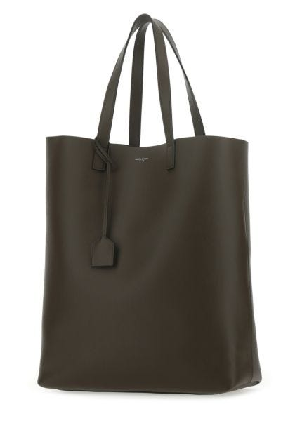 Mud leather Bold handbag