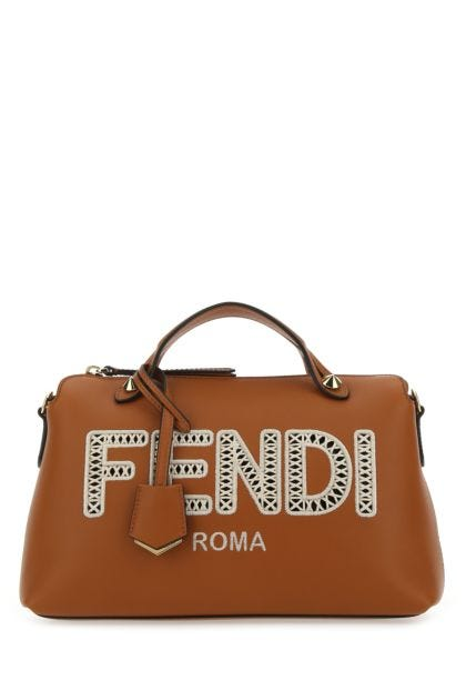 Caramel leather medium By The Way handbag