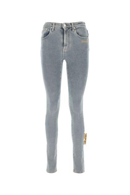 Stretch denim blend jeans
