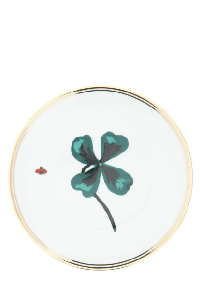 White porcelain small plate