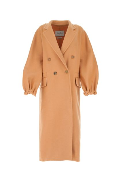 Peach wool Creso coat