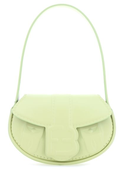 Pastel green leather My Boo handbag